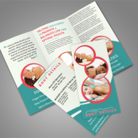 Body Details Featured Brochure Design