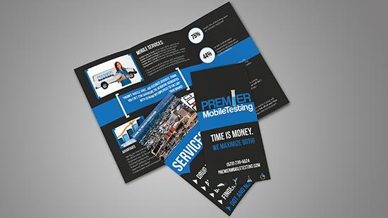 Tucson AZ Brochure Design