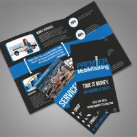 Premier Brochure Featured Design